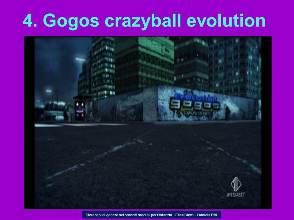 4. Gogos crazyball evolution
