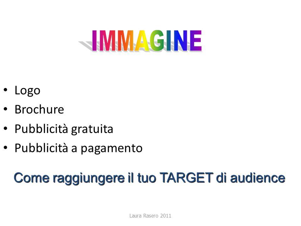 IMMAGINE Logo Brochure Pubblicità gratuita Pubblicità a pagamento
