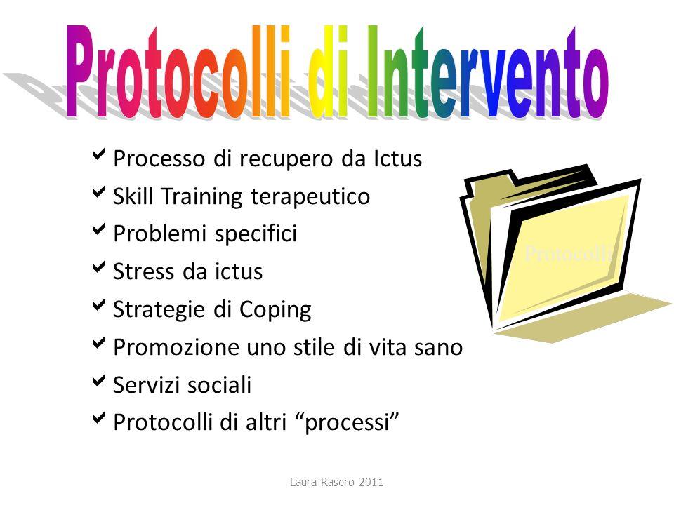 Protocolli di Intervento