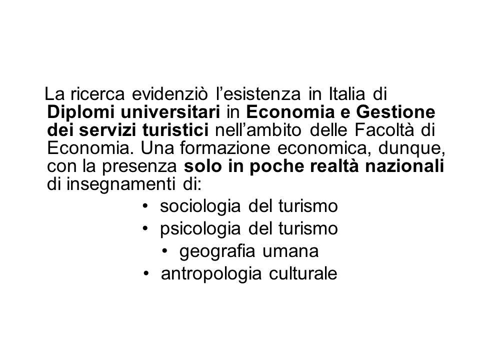 sociologia del turismo psicologia del turismo geografia umana