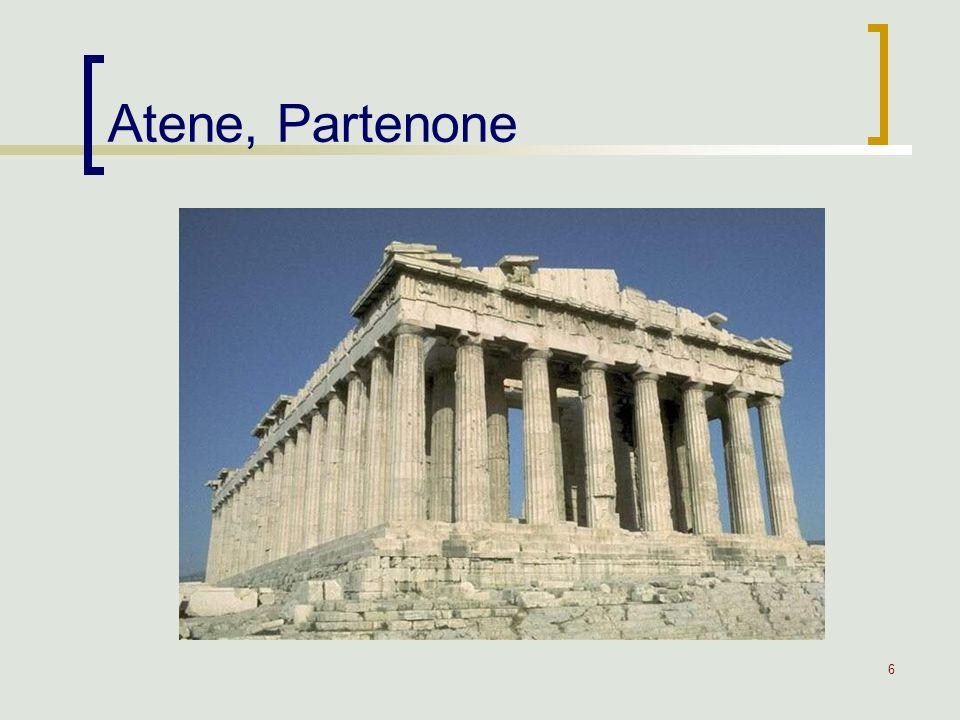 Atene, Partenone