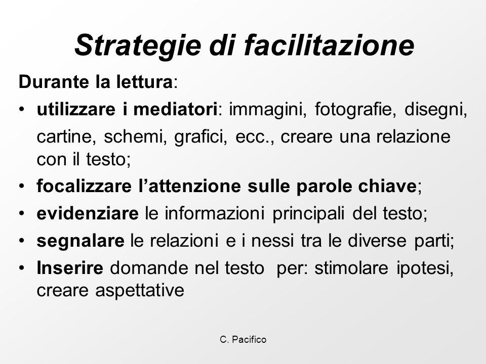 Strategie di facilitazione