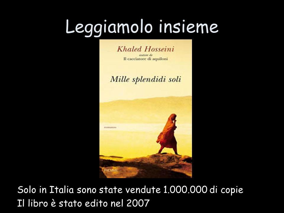 Leggiamolo insieme Solo in Italia sono state vendute 1.000.000 di copie.