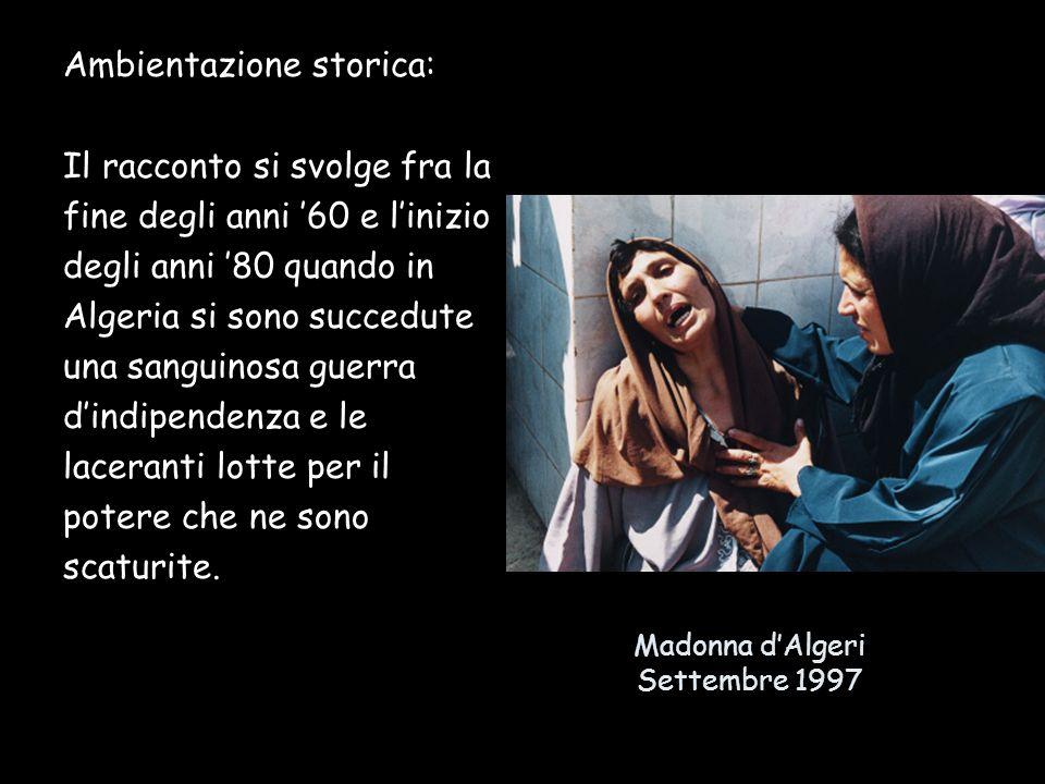 Madonna d'Algeri Settembre 1997