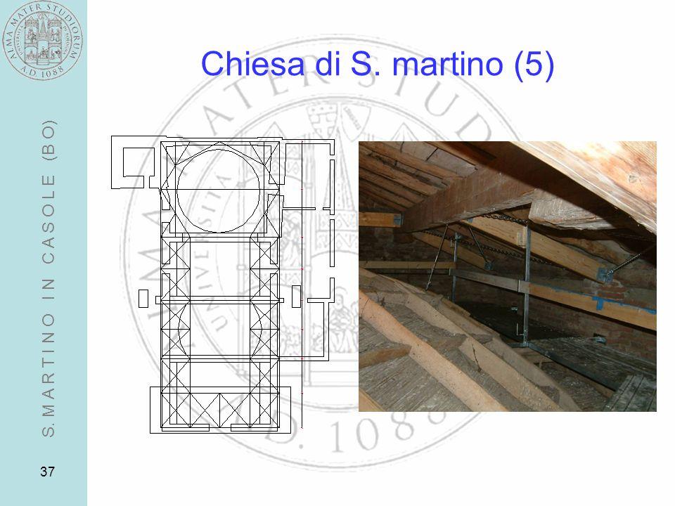 Chiesa di S. martino (5) S. M A R T I N O I N C A S O L E (B O)