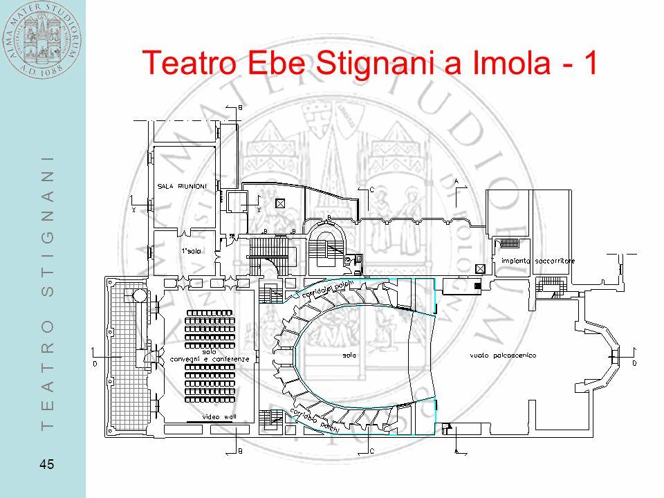 Teatro Ebe Stignani a Imola - 1
