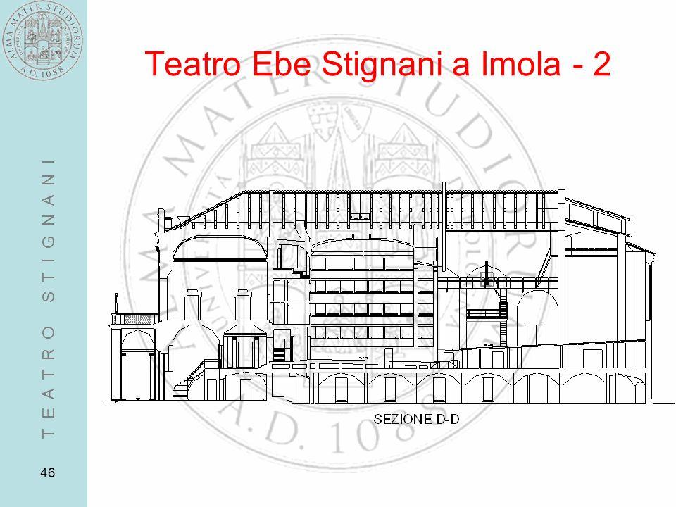 Teatro Ebe Stignani a Imola - 2