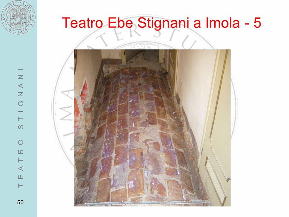 Teatro Ebe Stignani a Imola - 5