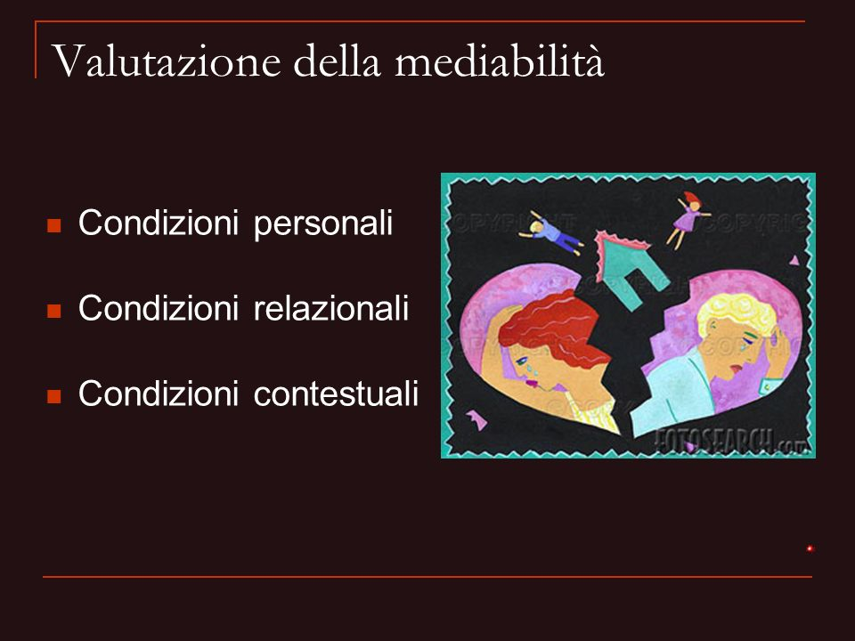 Valutazione della mediabilità