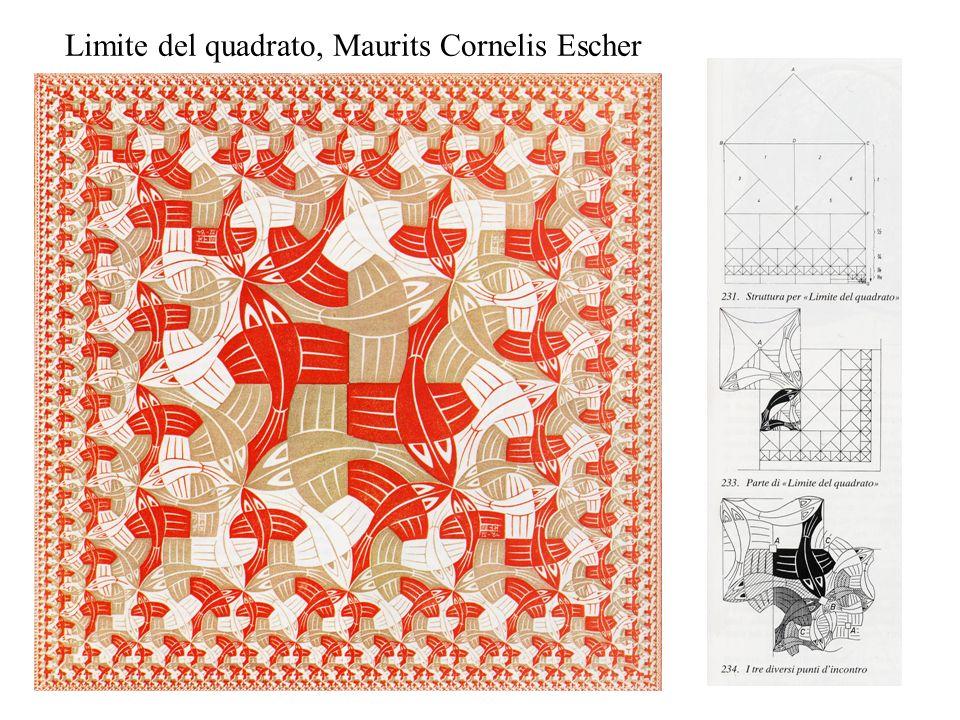 Limite del quadrato, Maurits Cornelis Escher