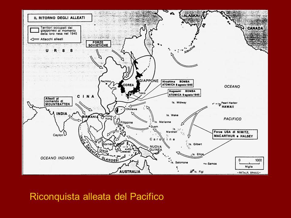 Riconquista alleata del Pacifico
