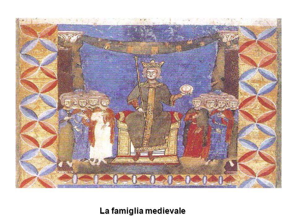 La famiglia medievale