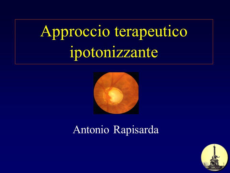 Approccio terapeutico ipotonizzante