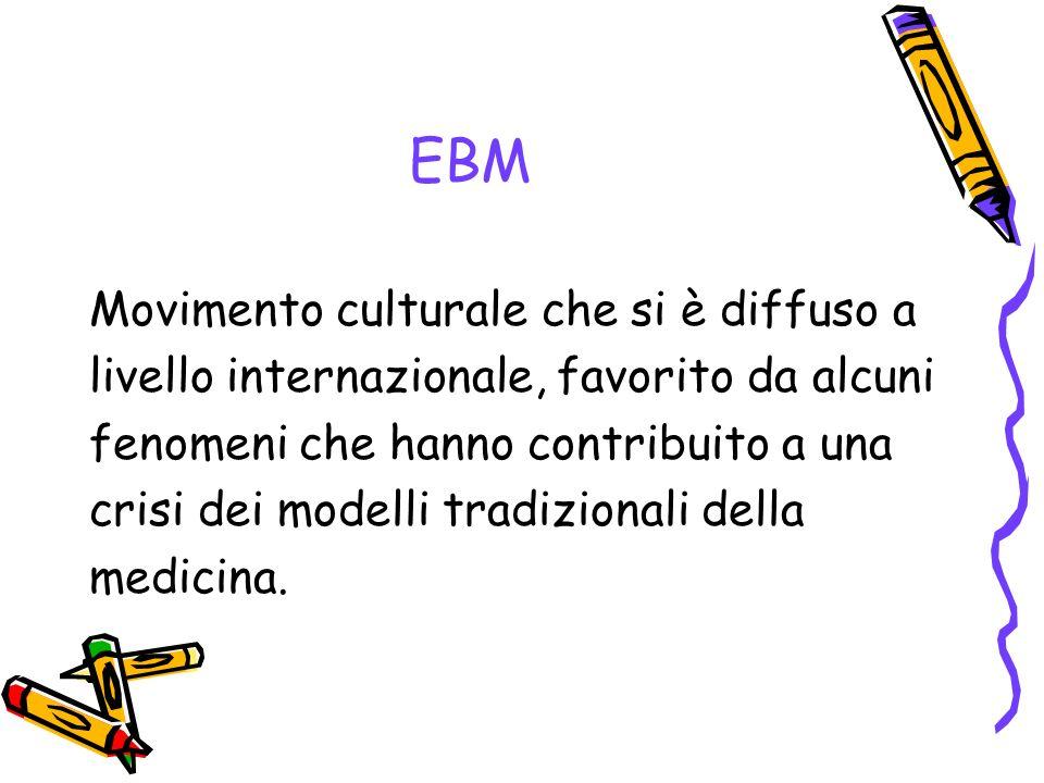 EBM Movimento culturale che si è diffuso a