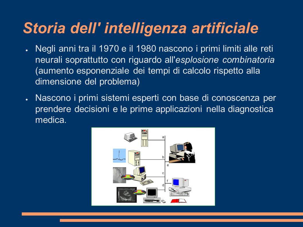 Storia dell intelligenza artificiale
