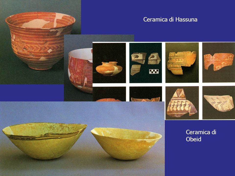 Ceramica di Hassuna Ceramica di Obeid