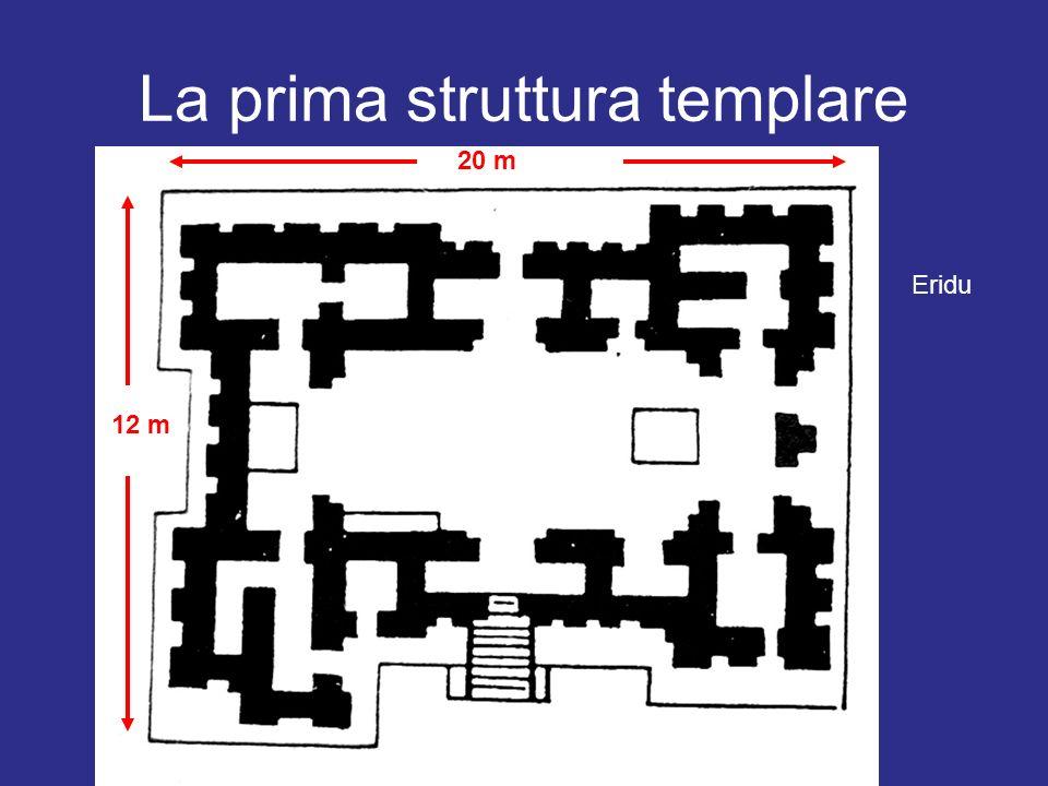 La prima struttura templare