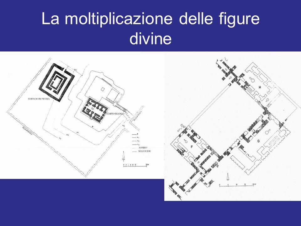 La moltiplicazione delle figure divine