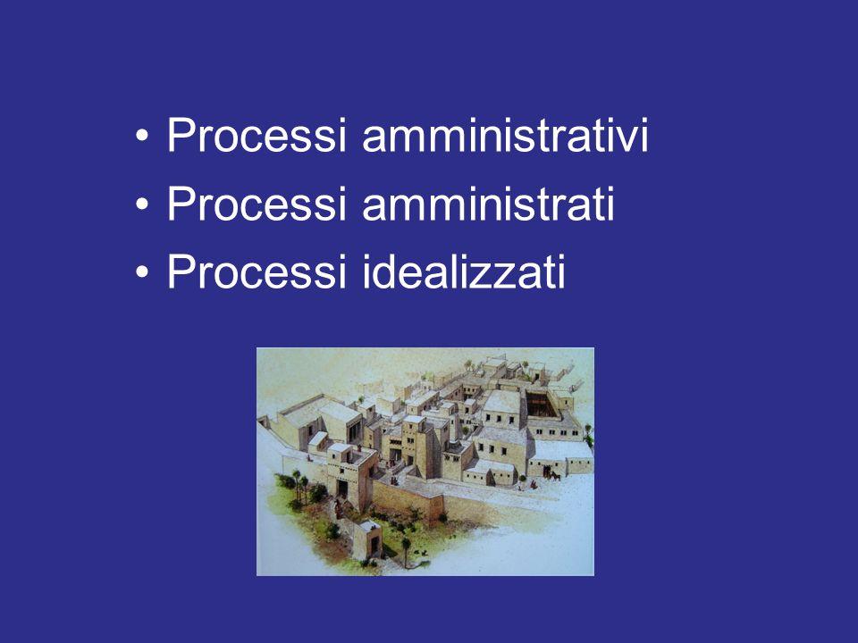 Processi amministrativi