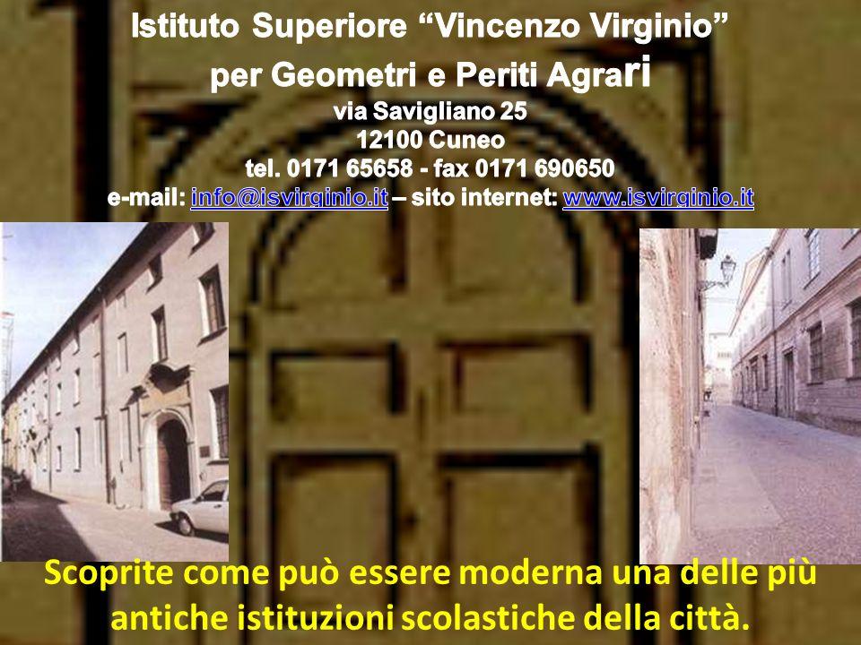 Istituto Superiore Vincenzo Virginio per Geometri e Periti Agrari
