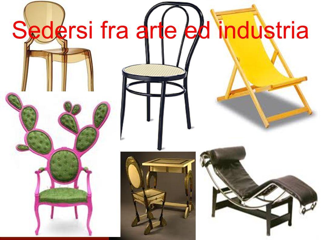 Sedersi fra arte ed industria