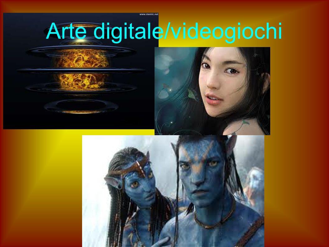 Arte digitale/videogiochi