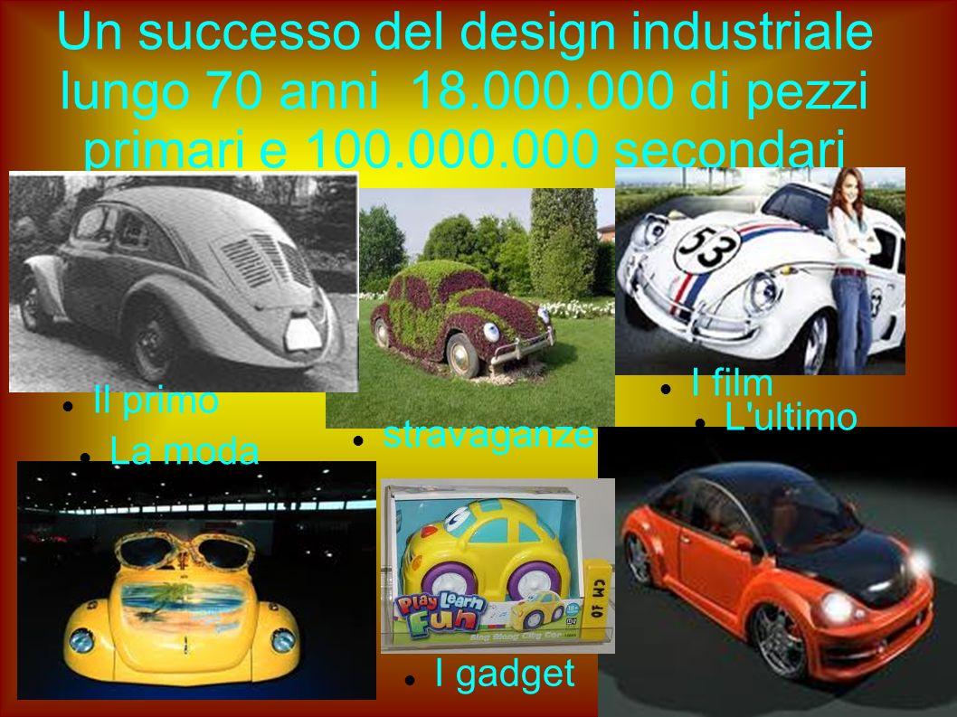 Un successo del design industriale lungo 70 anni 18. 000