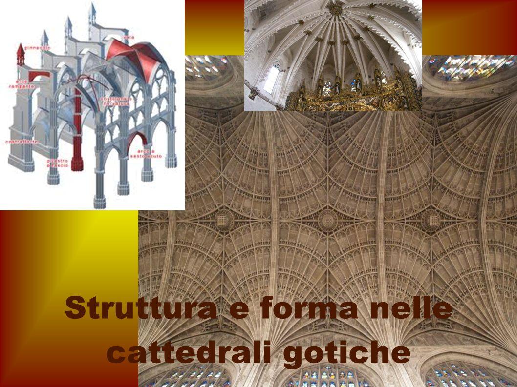 Struttura e forma nelle cattedrali gotiche