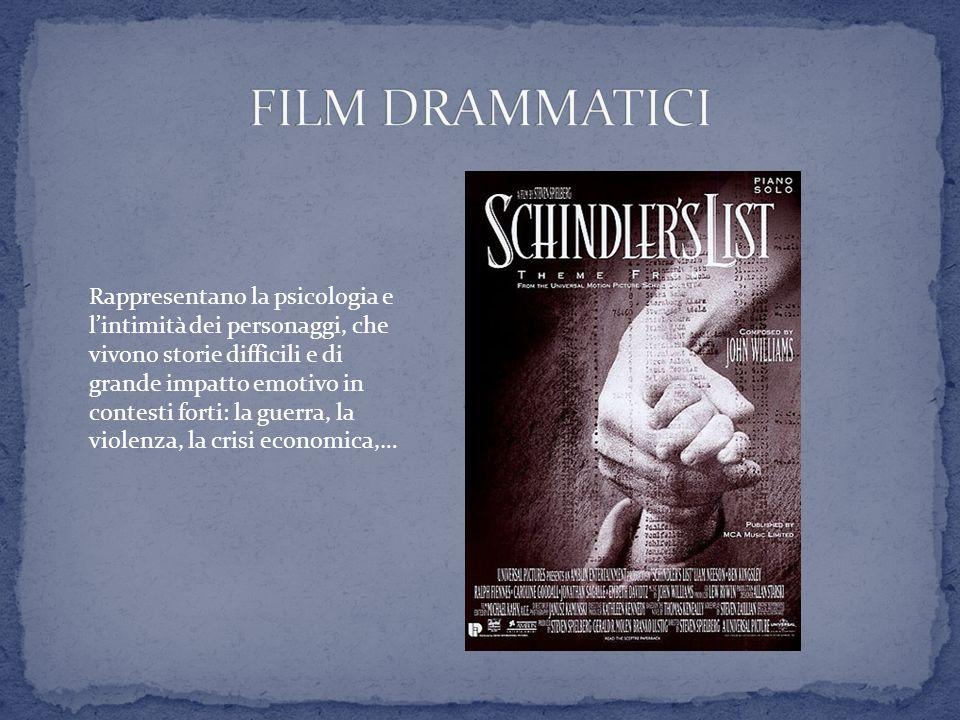FILM DRAMMATICI