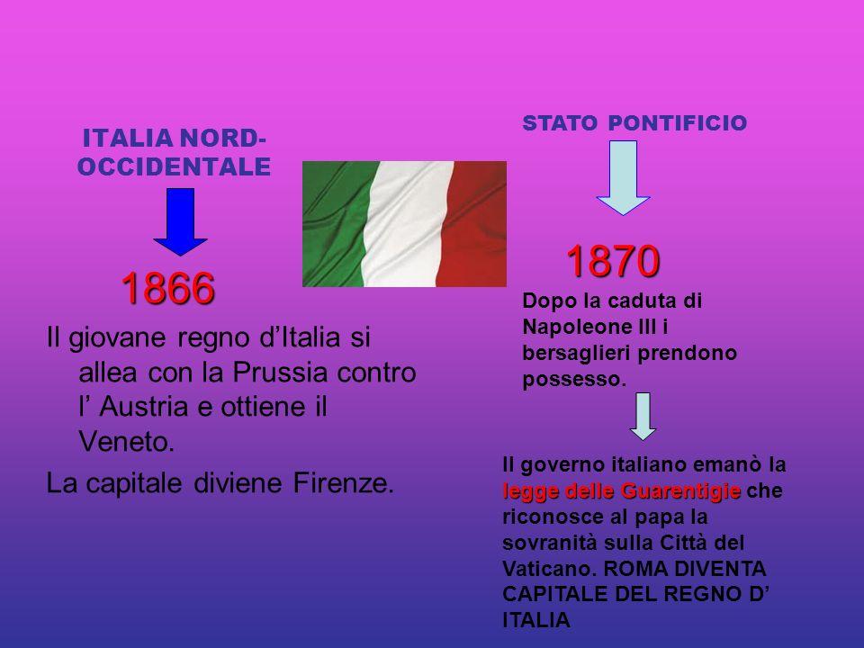 ITALIA NORD-OCCIDENTALE