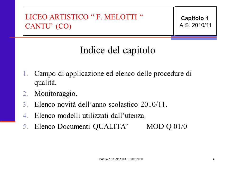 LICEO ARTISTICO F. MELOTTI CANTU' (CO)