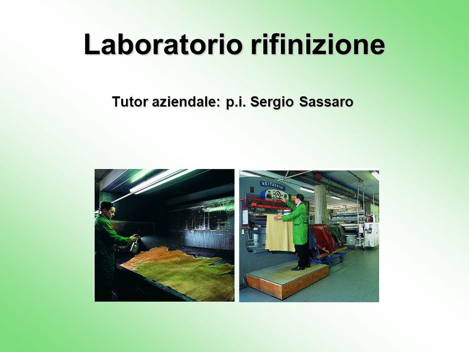 Laboratorio rifinizione