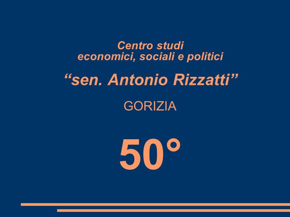 Centro studi economici, sociali e politici sen