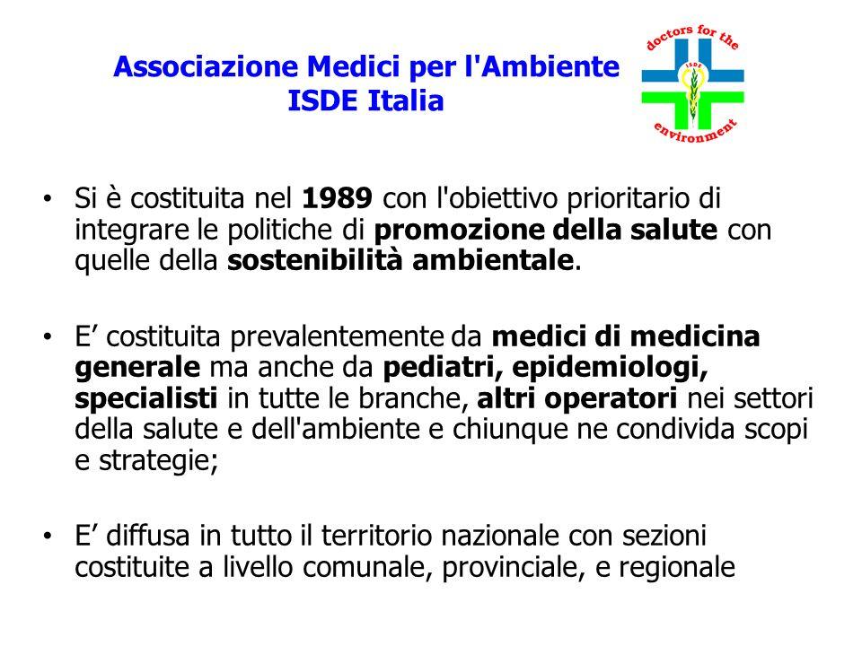 Associazione Medici per l Ambiente