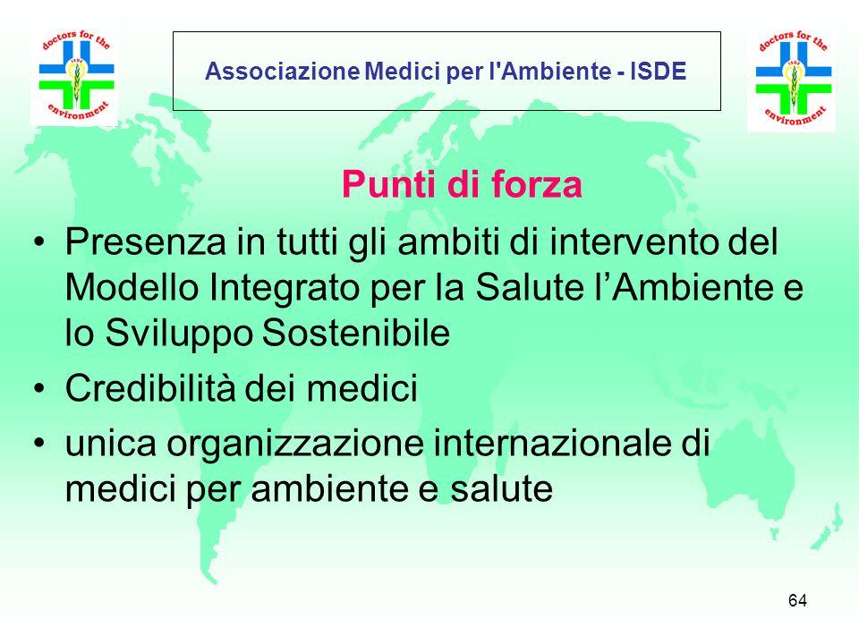 Associazione Medici per l Ambiente - ISDE