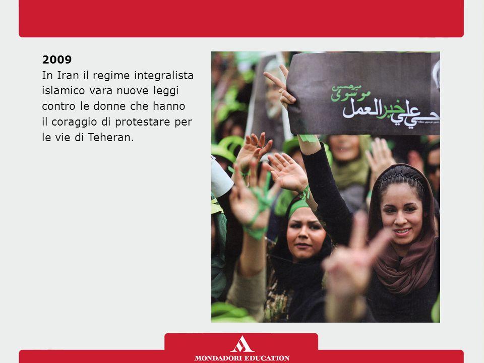 In Iran il regime integralista islamico vara nuove leggi
