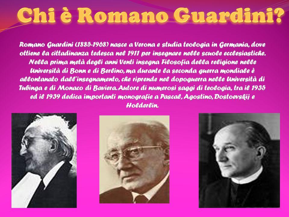 Chi è Romano Guardini