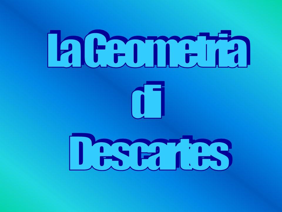 La Geometria di Descartes