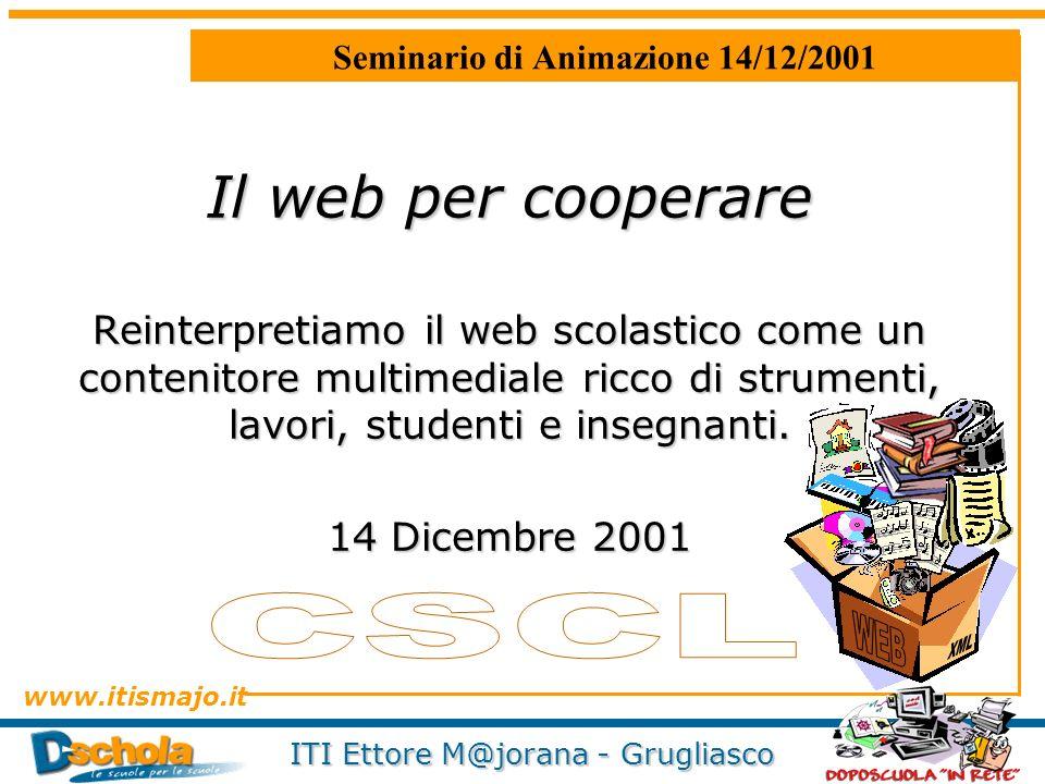 Seminario di Animazione 14/12/2001