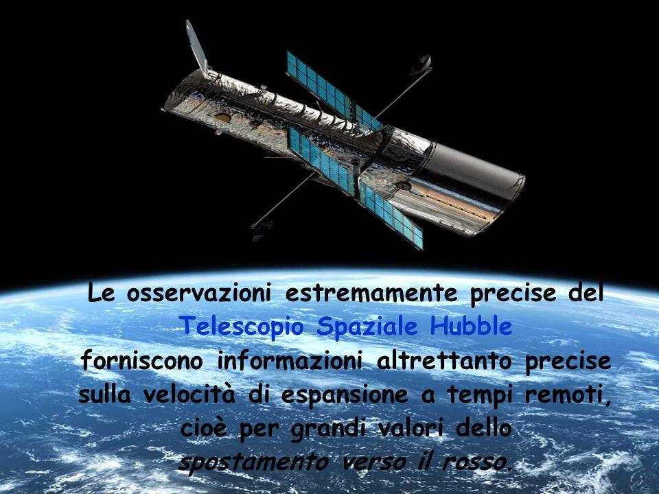 Le osservazioni estremamente precise del Telescopio Spaziale Hubble
