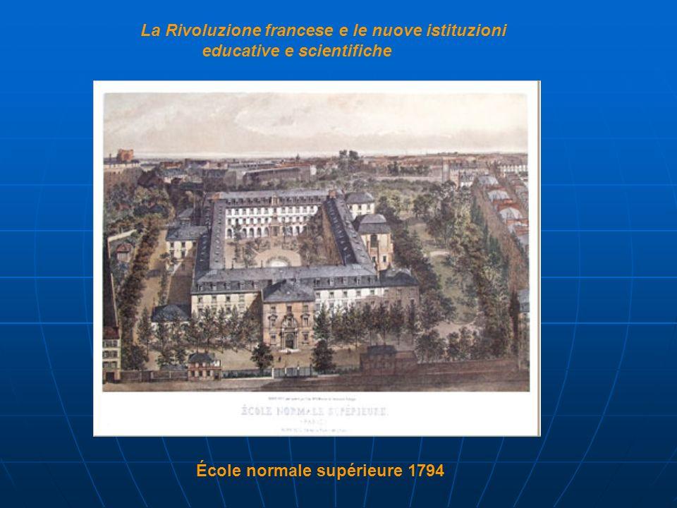 La Rivoluzione francese e le nuove istituzioni
