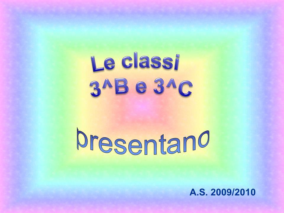 Le classi 3^B e 3^C presentano A.S. 2009/2010