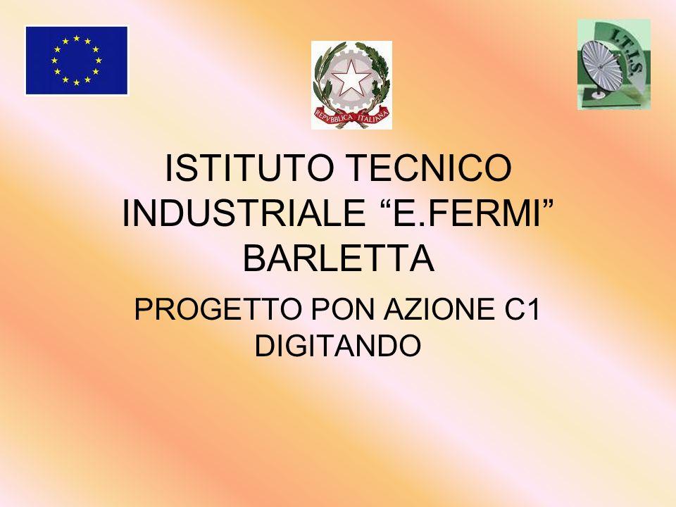 ISTITUTO TECNICO INDUSTRIALE E.FERMI BARLETTA