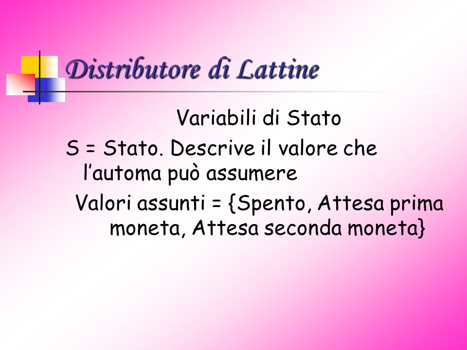 Distributore di Lattine