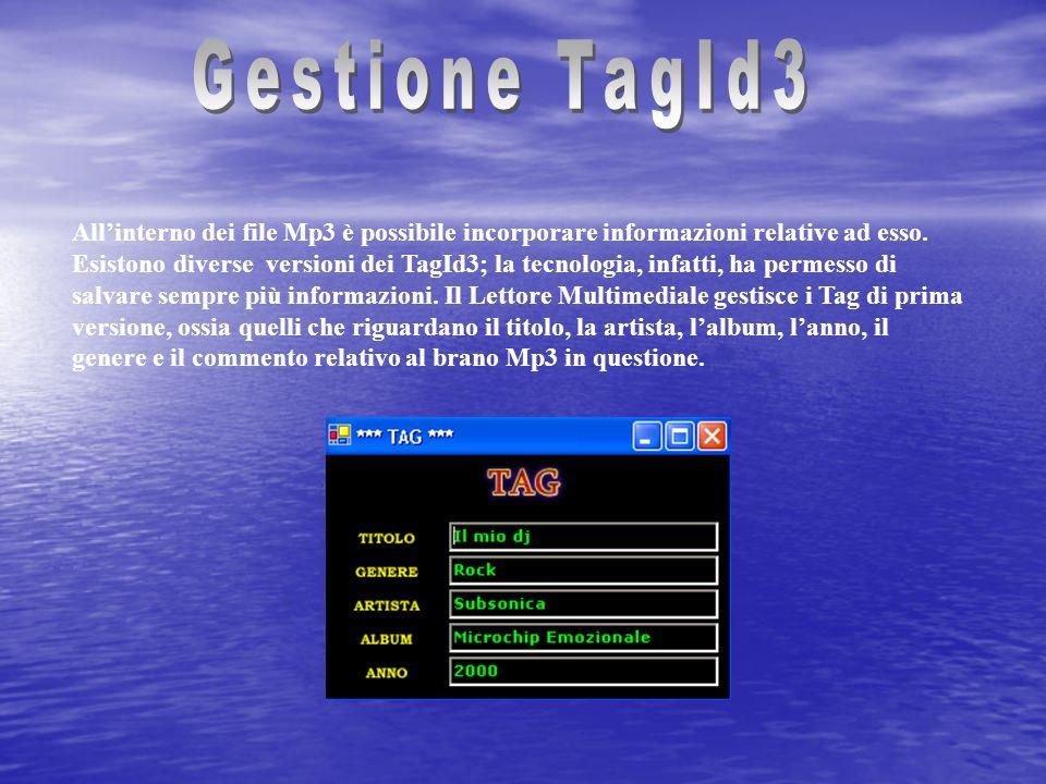 Gestione TagId3