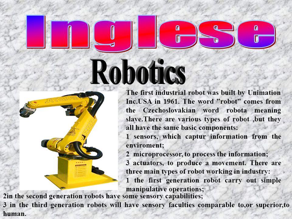 Inglese Robotics.