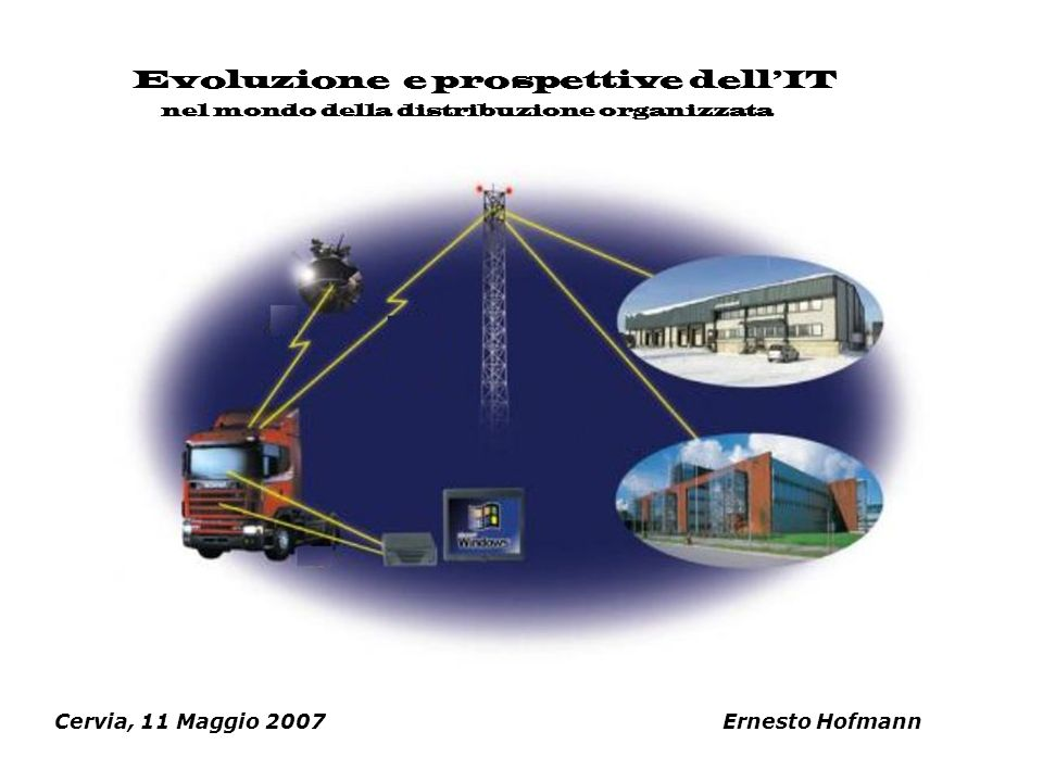 Evoluzione e prospettive dell'IT