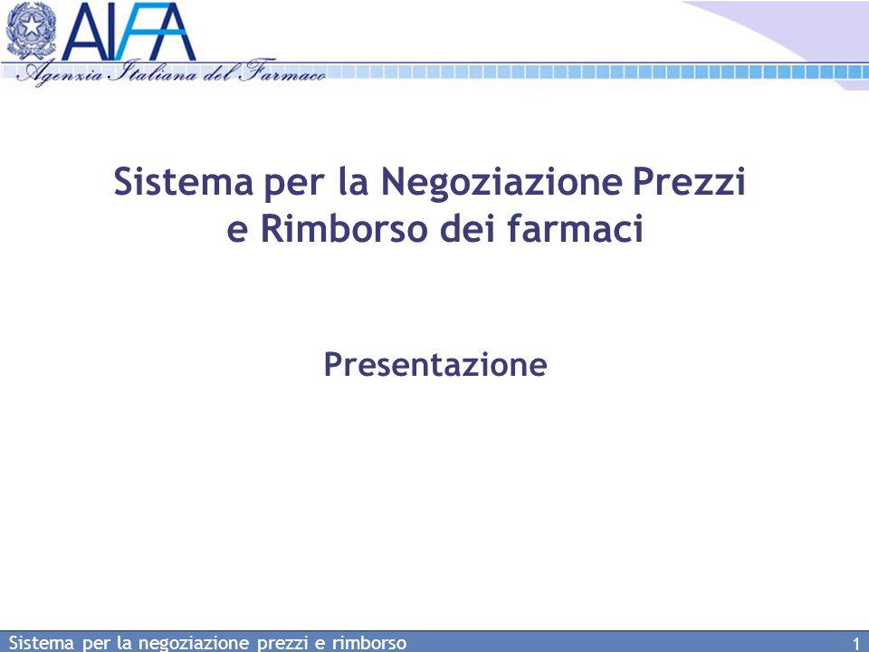 Sistema per la Negoziazione Prezzi