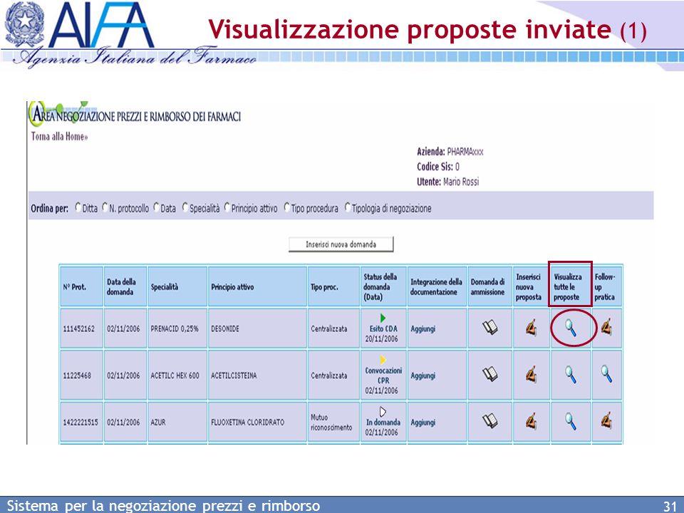 Visualizzazione proposte inviate (1)