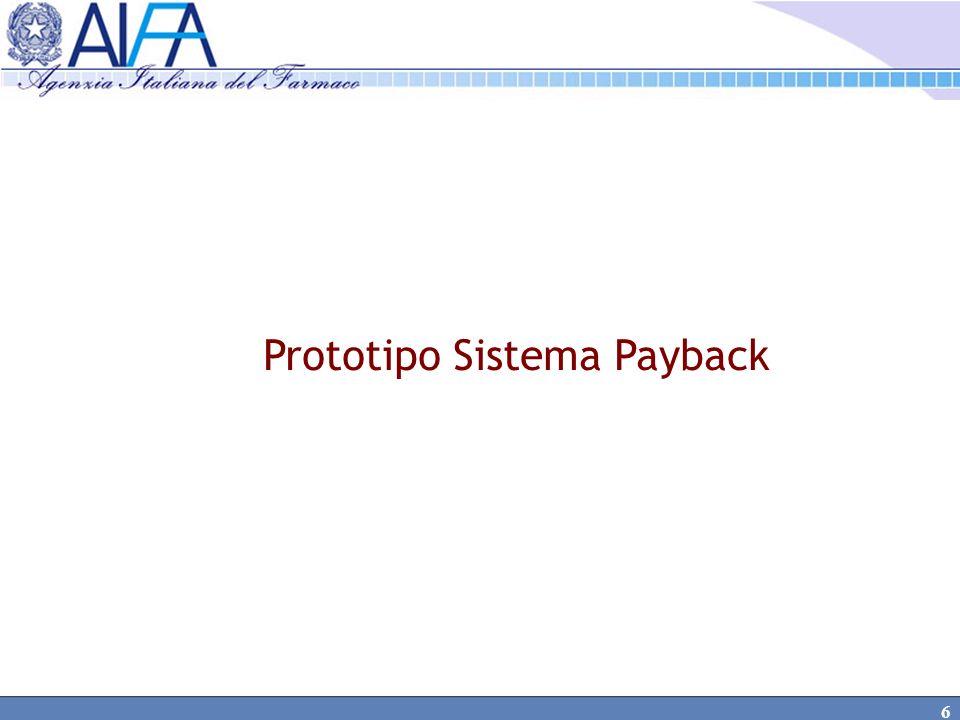 Prototipo Sistema Payback